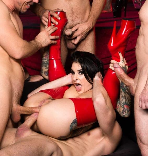 Joanna Angel - As Above So Below Part 2 (Blowjob) [HD] - BurningAngel.com