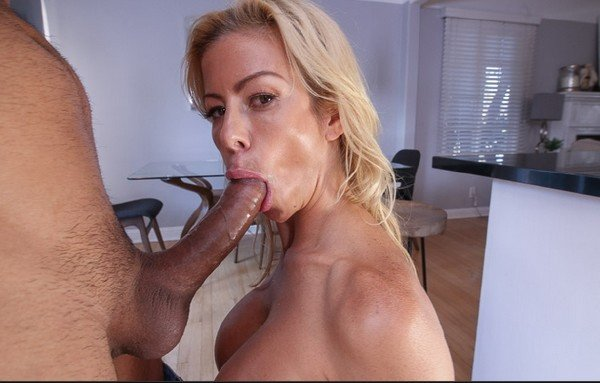 Alexis Fawx - Becoming The Cool Stepmom (Mature) [SD] - PervMom.com