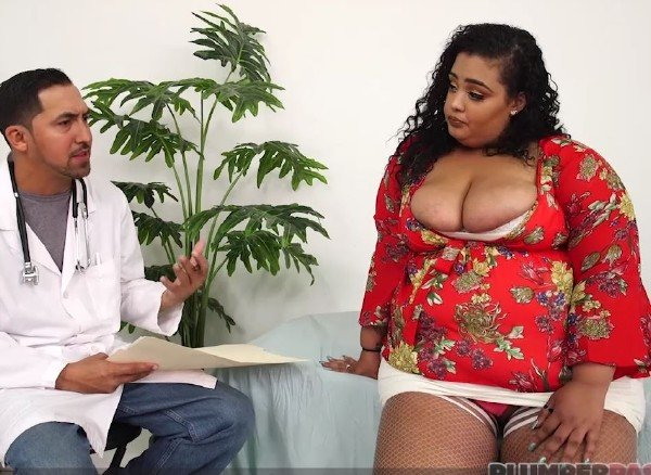 Nirvana Lust - The Horny Patient (Blowjob) [SD] - PlumperPass.com