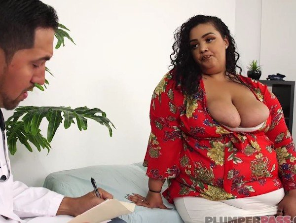 Nirvana Lust - The Horny Patient (Blowjob) [HD] - PlumperPass.com