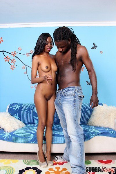Brandi Fox - Chocolate Slut Gets Plowed () [HD] - SuggaBunny.com/DoTheWife.com