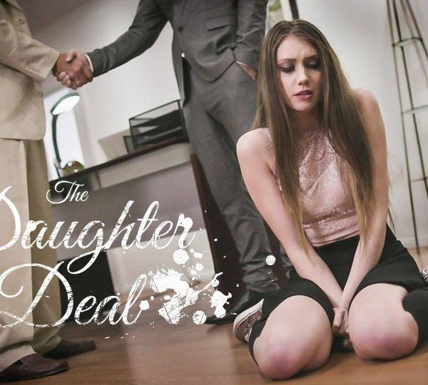 Elena Koshka - The Daughter Deal (Teen, Young) [HD] - PureTaboo