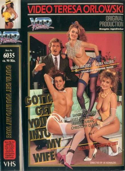 Jasmin Duran, Laura Valerie, Monique Matin, Sandy Condor - Gotta Get You Into My Wife (1989/DVDRip) () [DVDRip] - VTO