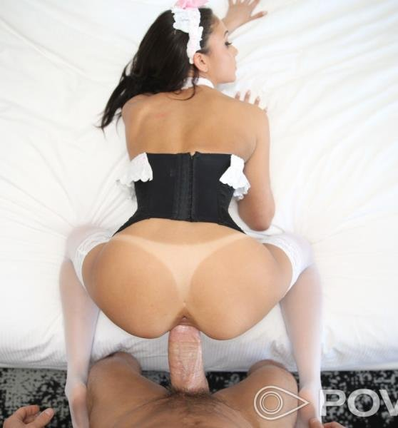 Ariana Marie - Housekeeper Gets Big Tip (Teen, Young) [SD] - POVD.com