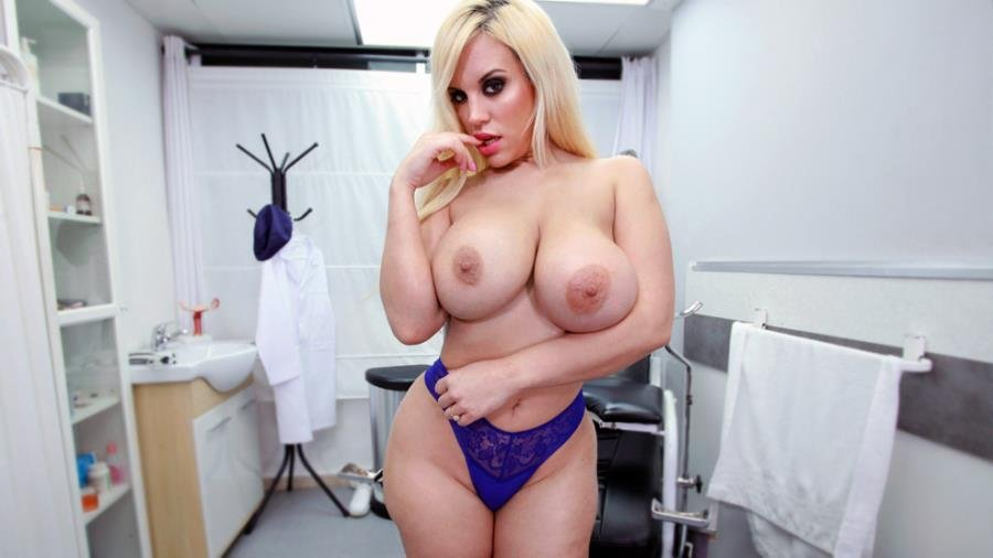 Blondie Fesser - Blondie Fesser at Doctor Nick's office (Blonde) [SD] - TheFuckingClinic