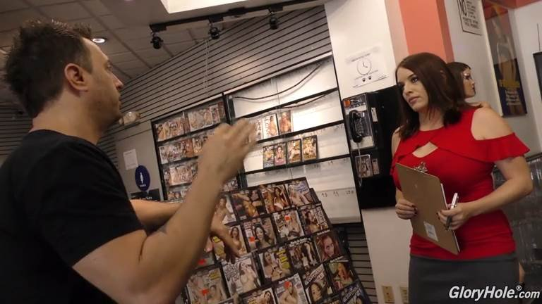 Maggie Green - All sex () [SD] - GloryHole