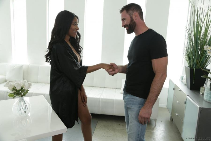 Jenna Foxx - An Authentic Nuru (Blowjob) [SD] - NuruMassage.com / FantasyMassage.com