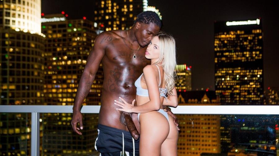 Khloe Kapri - You Never Forget Your First (Blonde) [SD] - BlackedRaw.com
