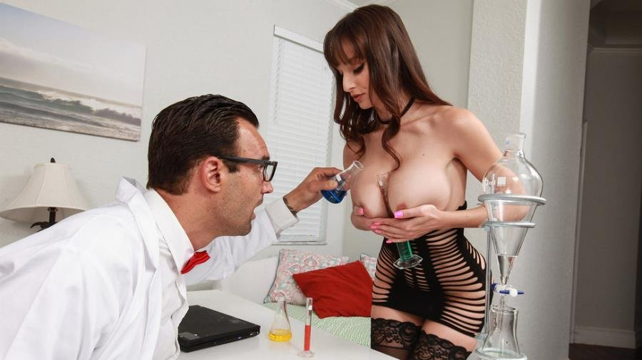 Lexi Luna - Dreamy Lab Dancer (Brunette) [SD] - BrazzersExxtra
