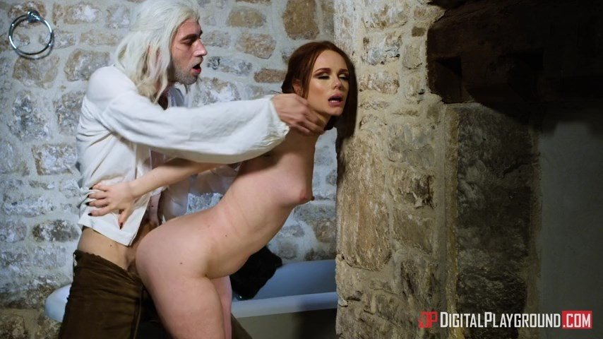 Ella Hughes - The Bewitcher A DP XXX Parody Episode 1 () [SD] - DigitalPlayground.com
