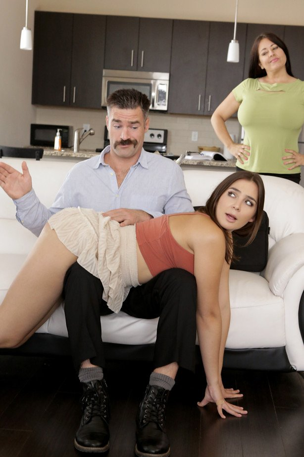 Blair Williams - She Needs A Spanking (Teen, Young) [SD] - BadTeensPunished