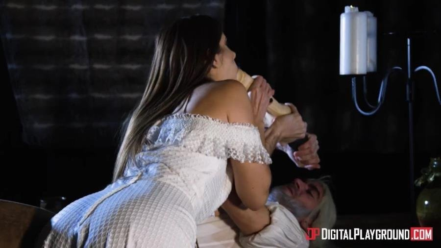 Clea Gaultier - The Bewitcher: A DP XXX Parody Episode 3 (Blowjob) [SD] - DigitalPlayground.com
