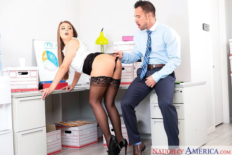 Gia Derza - All sex () [SD] - NaughtyOffice