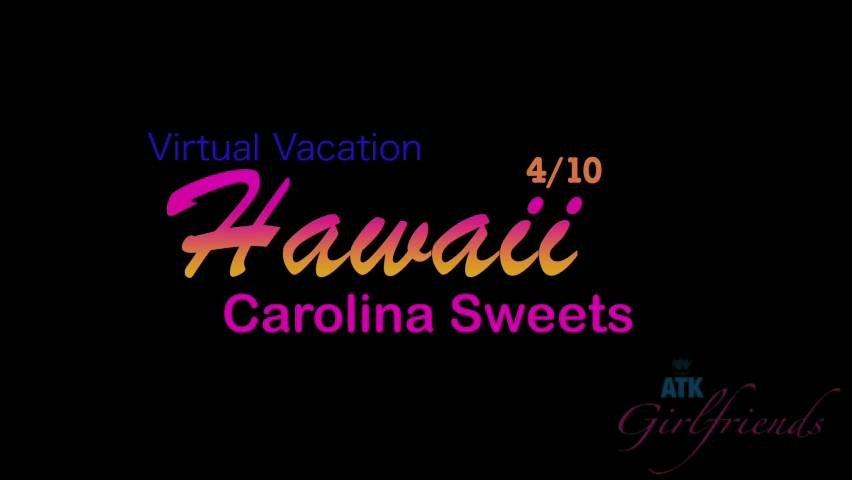Carolina Sweets - Another perfect date ends in bed with Carolina () [SD] - ATKGirlfriends.com