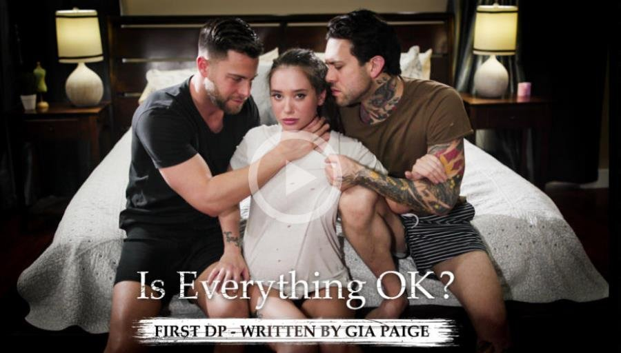 Gia Paige - IS EVERYTHING OK? (Teen, Young) [SD] - PureTaboo.com