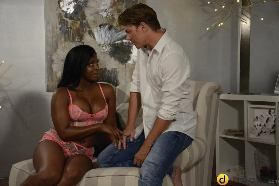 Jasmine Webb - Cock hungry big butt black girl () [SD] - DaneJones