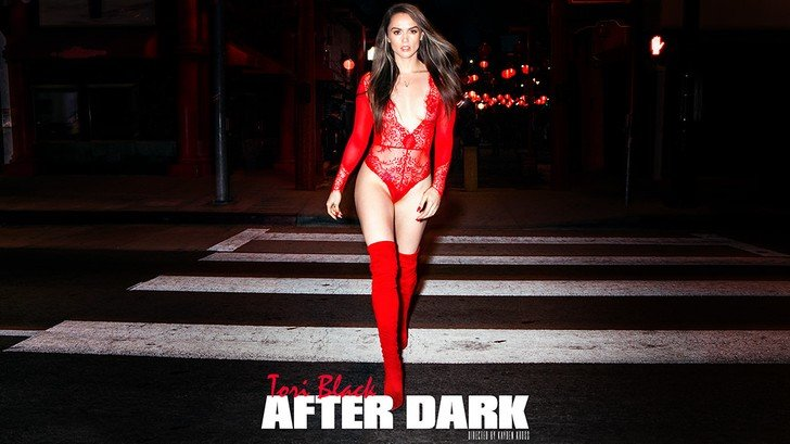 Tori Black - After Dark Part 1 () [SD] - Vixen
