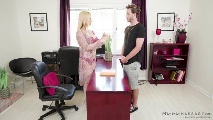 Sarah Vandella - What If We Get Caught () [SD] - NuruMassage