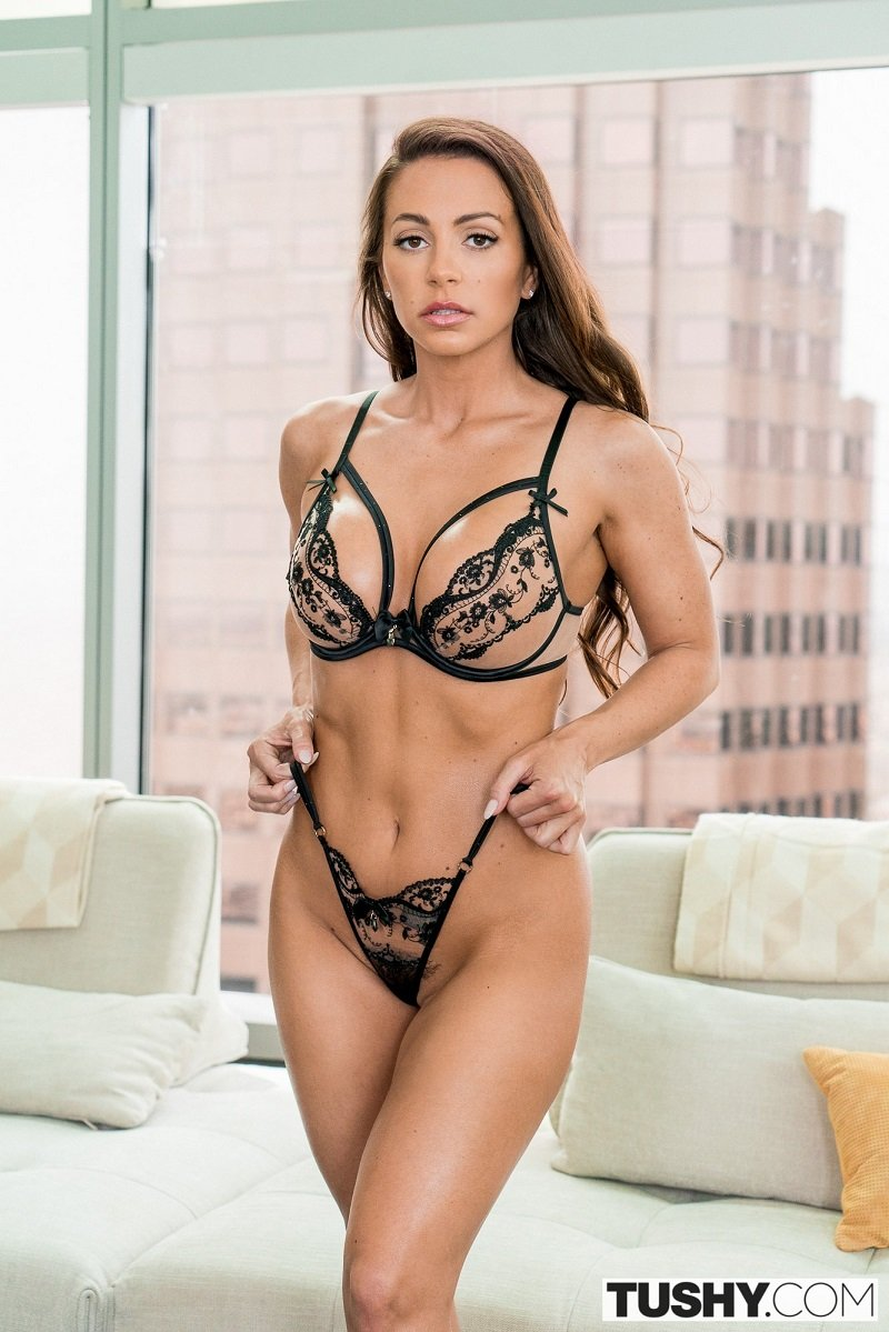Abigail Mac - Abigail Part 5 (Ana) [SD] - Tushy.com