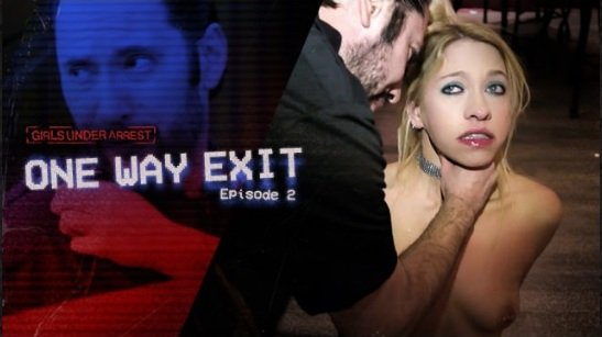 Khloe Kapri - Episode 2 - One Way Exit (Blonde) [SD] - girlsunderarrest.com