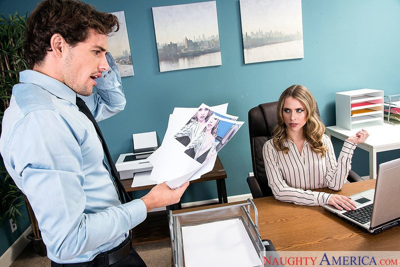 Anya Olsen - 23671 (Foot Fetish) [SD] - NaughtyOffice