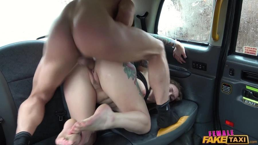 Ava Austen - Fast Paced Fucking With French Stud (Blonde) [SD] - FemaleFakeTaxi.com