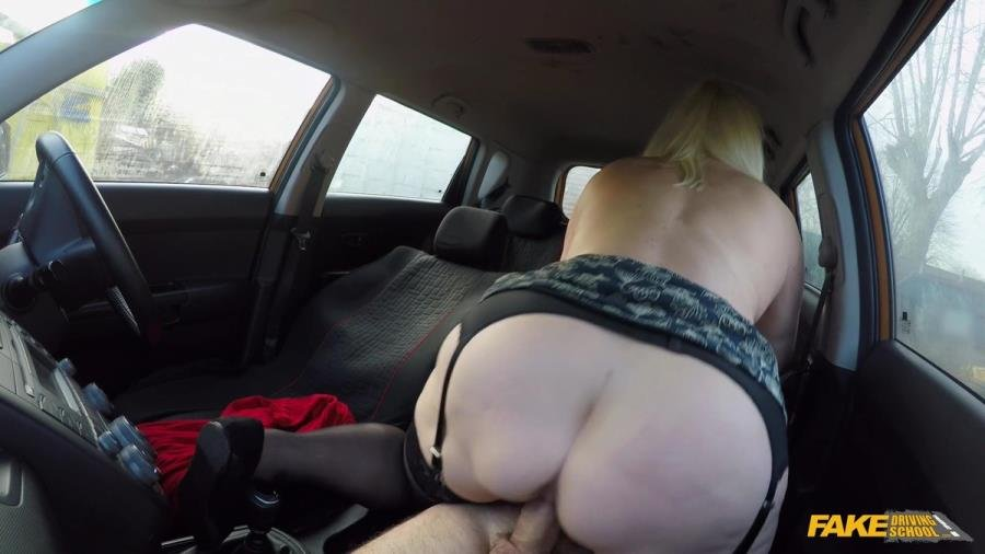 Lacey Starr - Busty Mature MILF Fucks Instructor (Milf) [SD] - FakeDrivingSchool.com