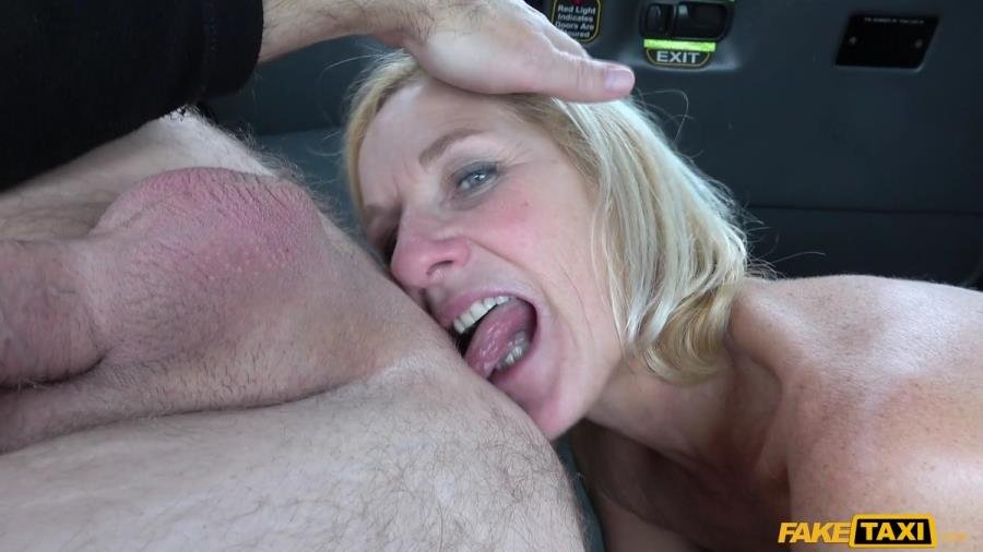 Molly Milf - Older LadyS Big Pussy Lips Opened (Blowjob) [SD] - FakeTaxi.com / FakeHub.com