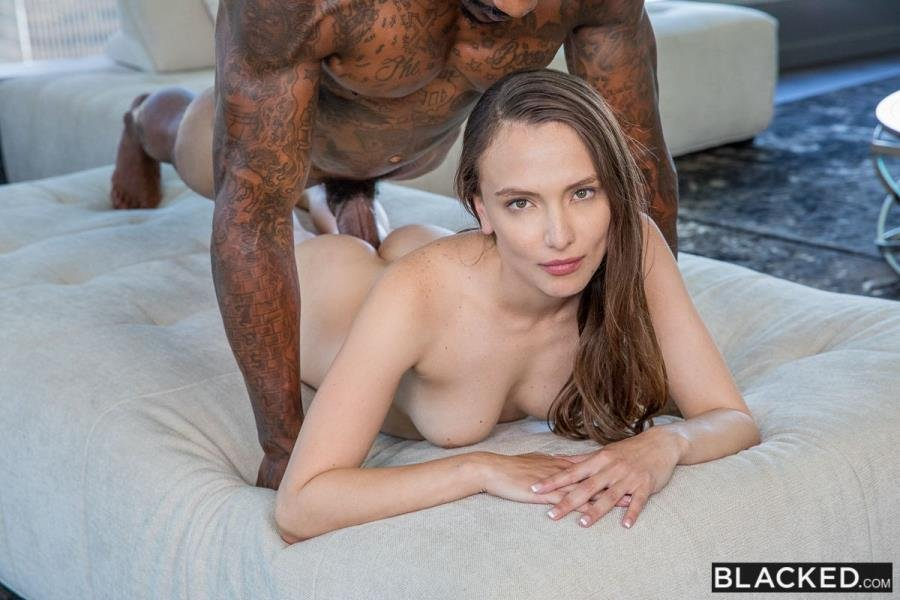 Izzy Lush - The Second I Saw Him (Hairy) [SD] - Blacked.com