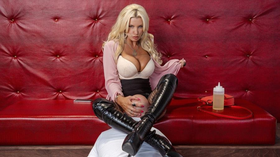 Brittany Andrews - The Spit Shine Slut (Blonde) [SD] - MilfsLikeItBig.com / Brazzers.com