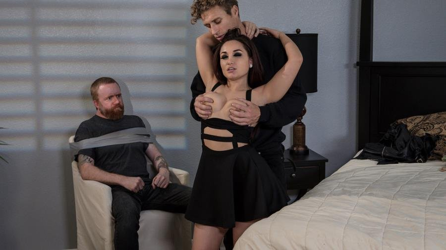 Gabriella Paltrova - Dirty Double Cross (Brunette) [SD] - BrazzersExxtra