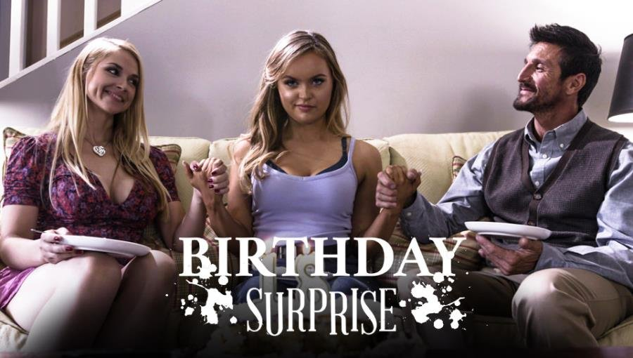 Sarah Vandella, River Fox - Birthday Surprise (Teen, Young) [SD] - PureTaboo.com-Год производства: 2018 г.