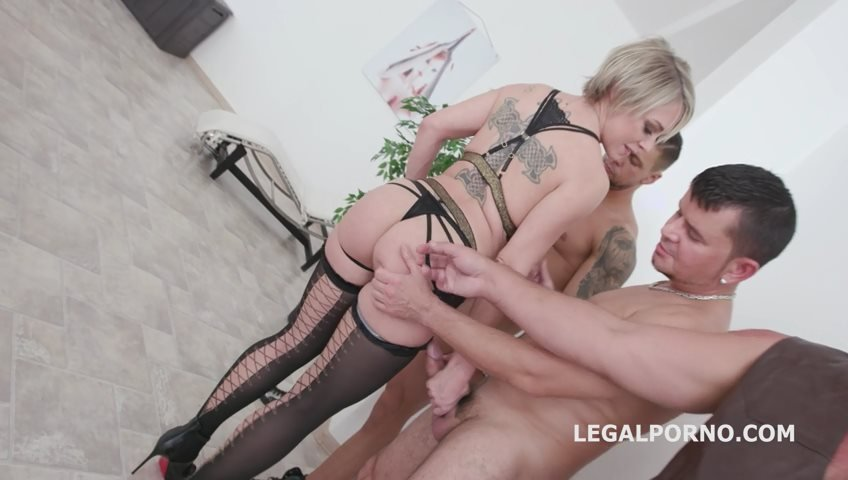 Dee Williams - Malena (Gangbang) [SD] - LegalPorno