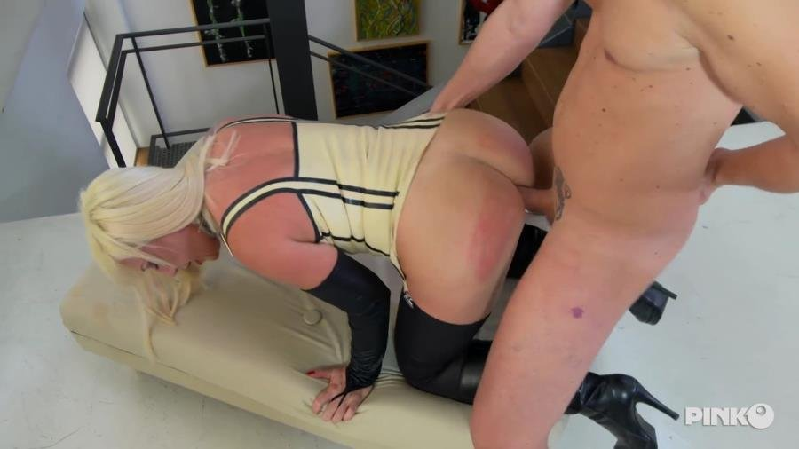 Cristhie Dom - Mistress Gets Buggered By Her Slave (Blowjob) [SD] - PinkoClub.com