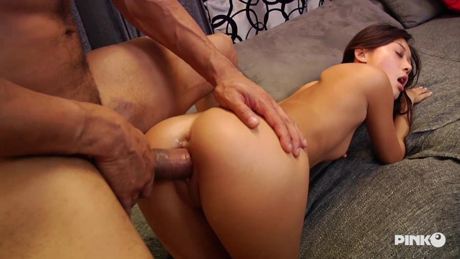 Alina Li - Asian Babe Gets A Hard Dick Right In Her Tight Pussy (Asian) [SD] - PinkoClub.com