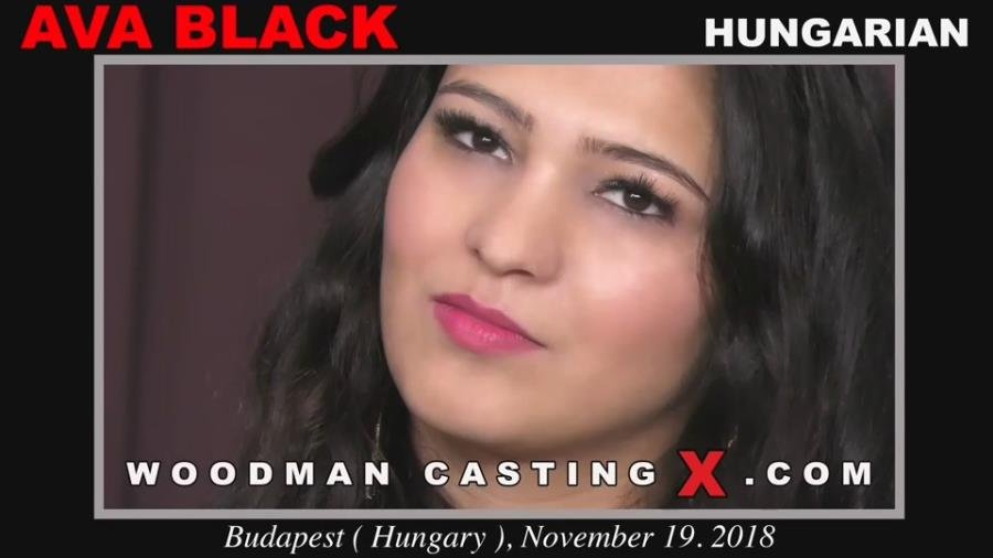 Ava Black - Casting X 204 * Updated * (Casting) [SD] - WoodmanCastingX.com-Год производства: 2019 г.