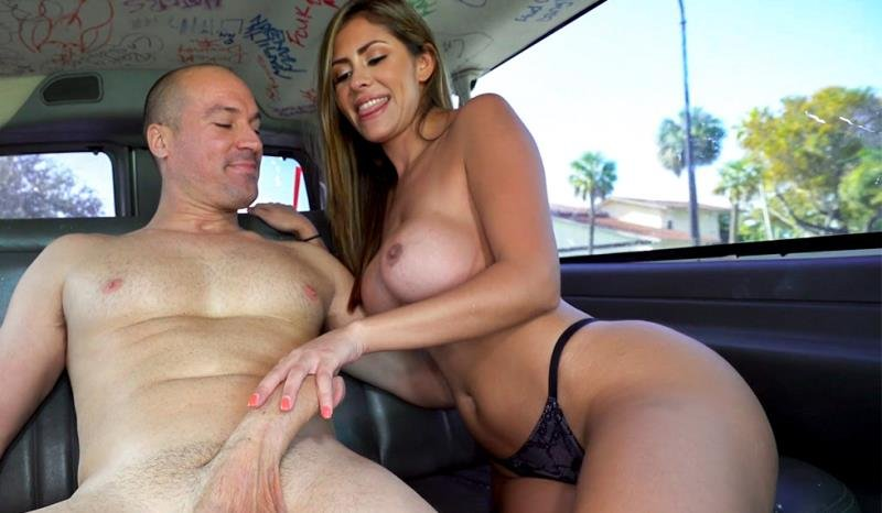 Alexa Vega - Sexy Realtor Rides on The Bus (Latina) [SD] - BangBus