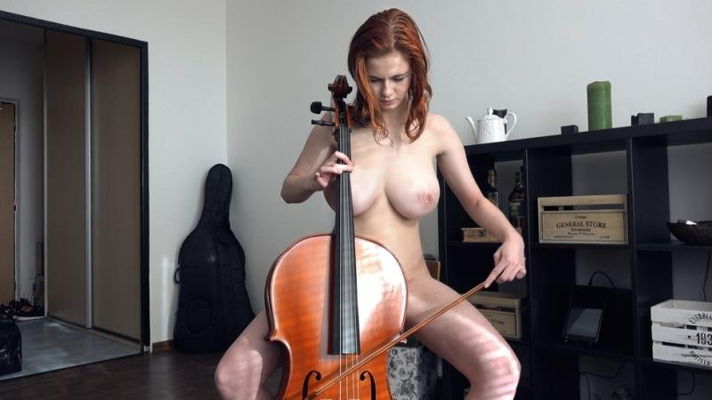 Nada - 18 y/o virtuoso with DDD tits (Teen, Young) [SD] - CzechStreets.com