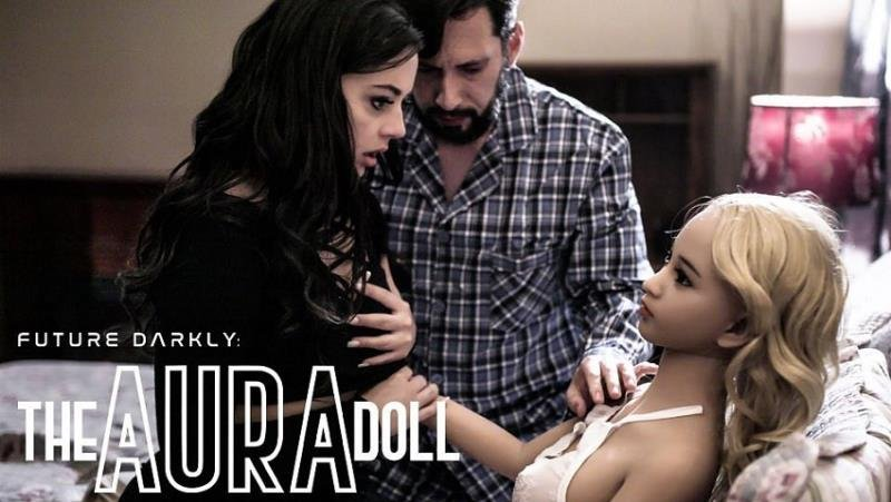 Whitney Wright  - Future Darkly: The Aura Doll  () [SD] - PureTaboo.com