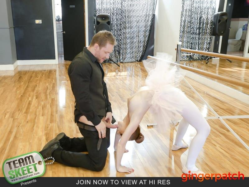 Athena Rayne - Ballerina Boning (Blowjob) [SD] - GingerPatch.com