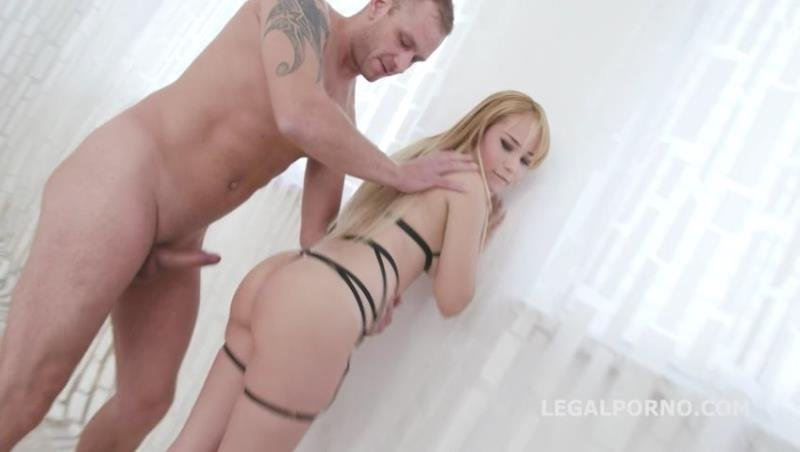 Teen Anal Creampie Swallow