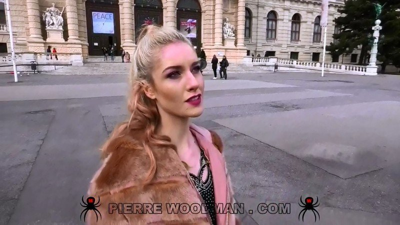 MAZZY GRACE - XXXX - Anal week-end in Wien (Blowjob) [SD] - WoodmanCastingX.com Дата производства: 2019
