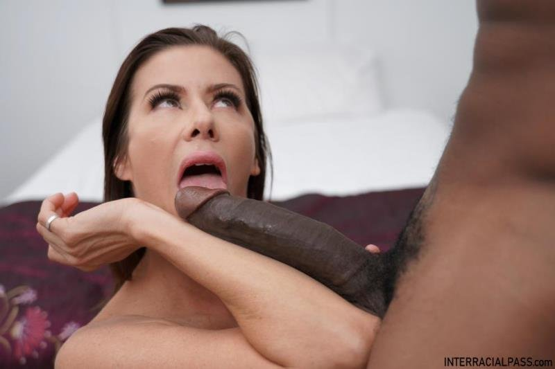 Alexis Fawx - Busty MILF Alexis Fawx Pounded by BBC (Brunette) [SD] - InterracialPass.com