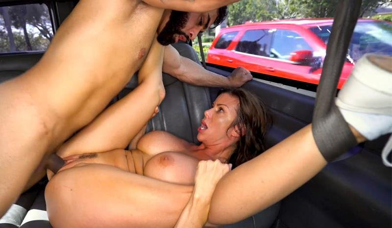Alexis Fawx - Alexis Fawx Squirting And Riding Again (Big Tits) [SD] - BangBus.com / BangBros.com