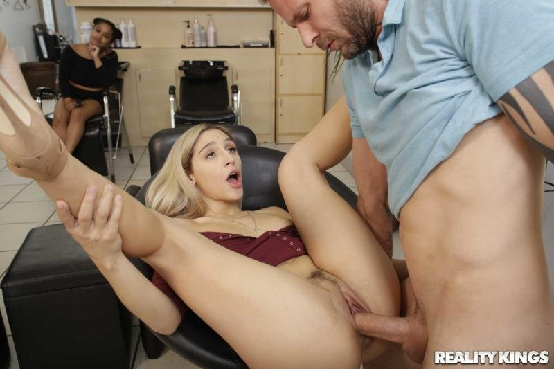 Abella Danger - Dont Bring Your Husband To The Salon (Blonde) [SD] - SneakySex.com