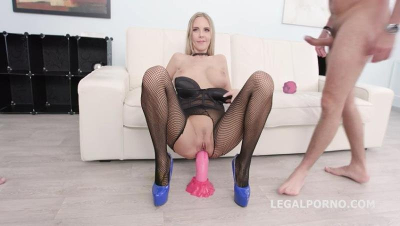 Florane Russell, Thomas Lee, Angelo, Michael Fly, Rycky Optimal - Total DAP destruction with Florane Russell, Balls Deep Anal DAP, Gapes, Swallow GIO989 (2019) SD 480p (Gangbang) [SD] - LegalPorno.com