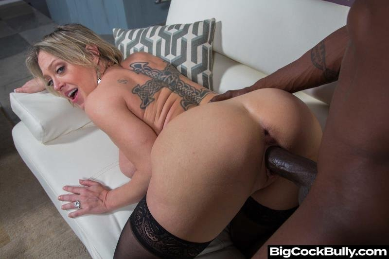 Dee Williams - Big Black Cock (Blonde) [SD] - BigCockBully.com