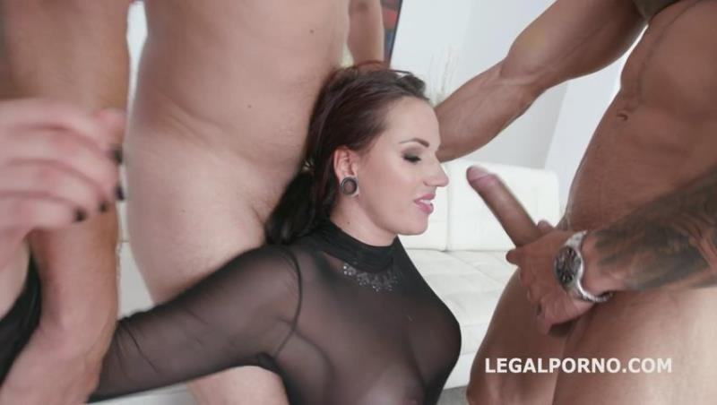Jolee Love, Neeo, Thomas Lee, Angelo Godshack, Rycky Optimal - Manhandle Jolee Love goes Rough with Balls Deep Anal, Big Gapes, DAP, Facial GIO1149 (2019) SD 480p (Gangbang) [SD] - LegalPorno.com