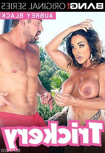 Aubrey Black -  Gets Both Her Holes Filled By The Pool! () [SD] - Bang