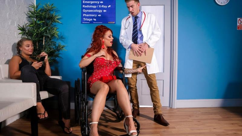 Jennifer Keelings - MILF On Wheels (Milf) [SD] - MilfsLikeItBig.com / Brazzers.com-Год производства: 2019 г.